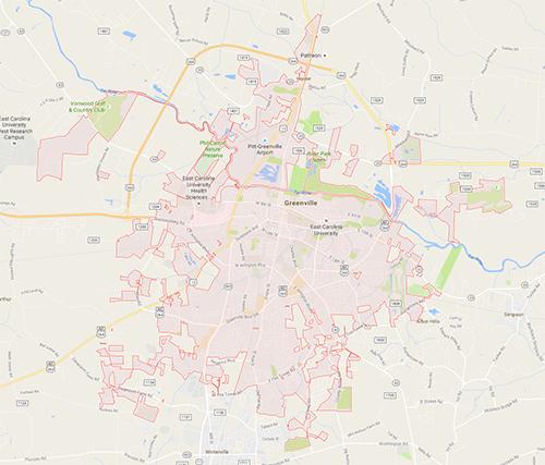 greenville-map